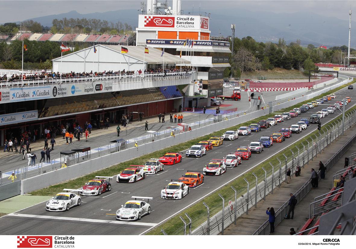 Entrada gratuita a Campeonatos de Catalunya de Automovilismo-CER