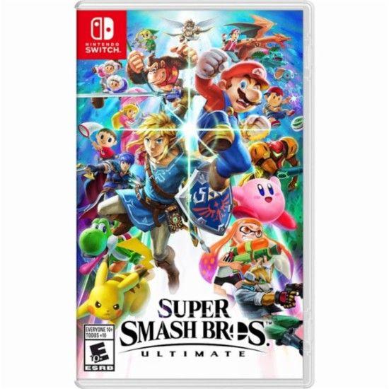 Smash Bros Ultimate rebajado con Reserva (digital)