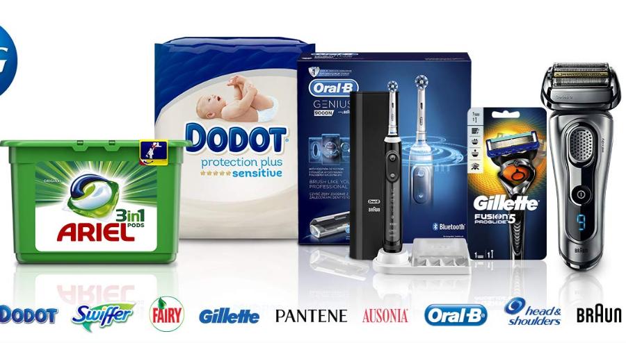 AMAZON: Cupón de 10€ GRATIS por cada 30€ de compra en productos Procter & Gamble