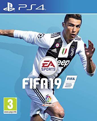 Fifa 19 para PS4 y xbox