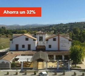 Ronda: Hotel 4* por 17€ persona