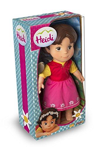 Muñeca Heidi 36cm (Precio Minimo)