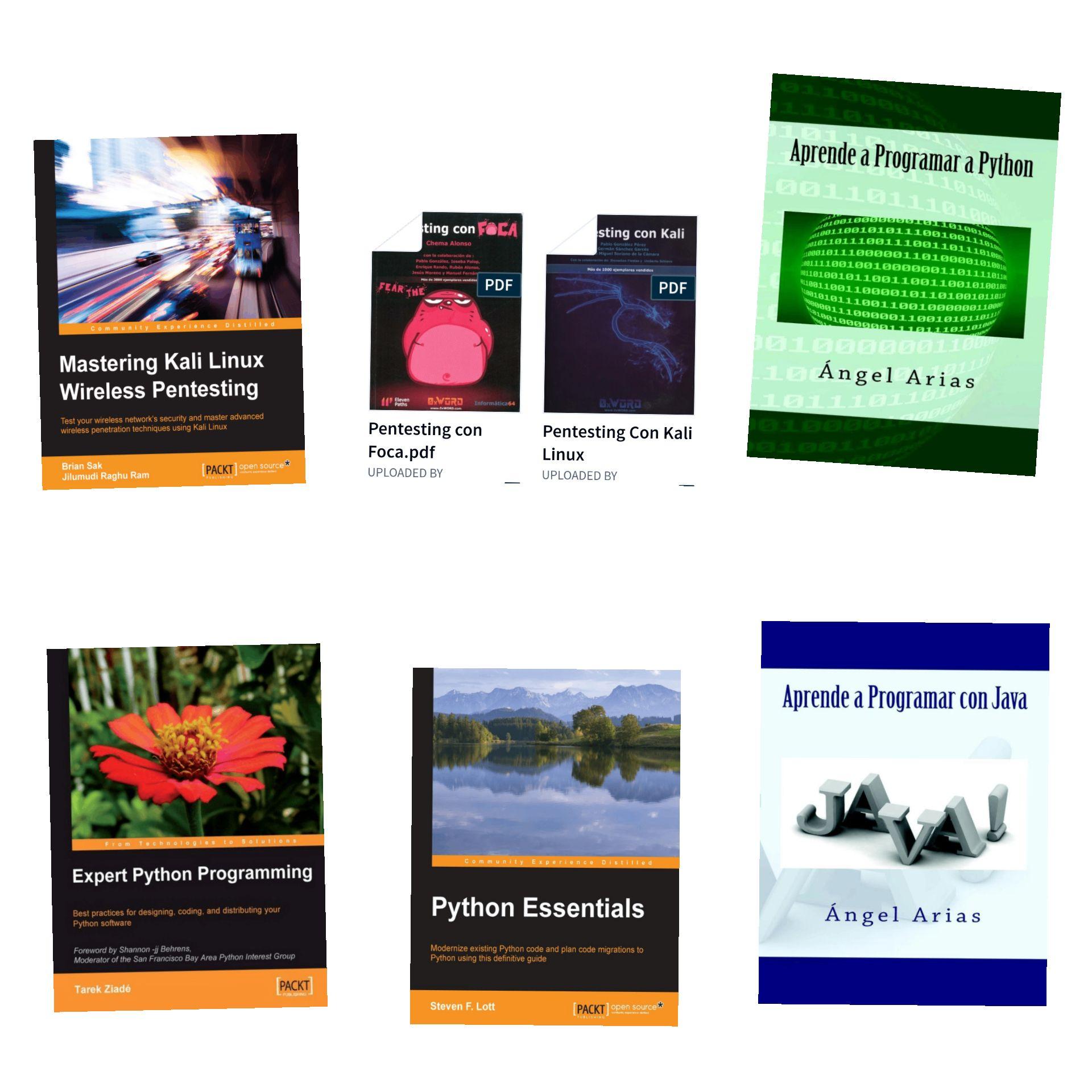Miles de libros gratis de programación y otros géneros en Scribd (Suscripción 1 mes gratis)