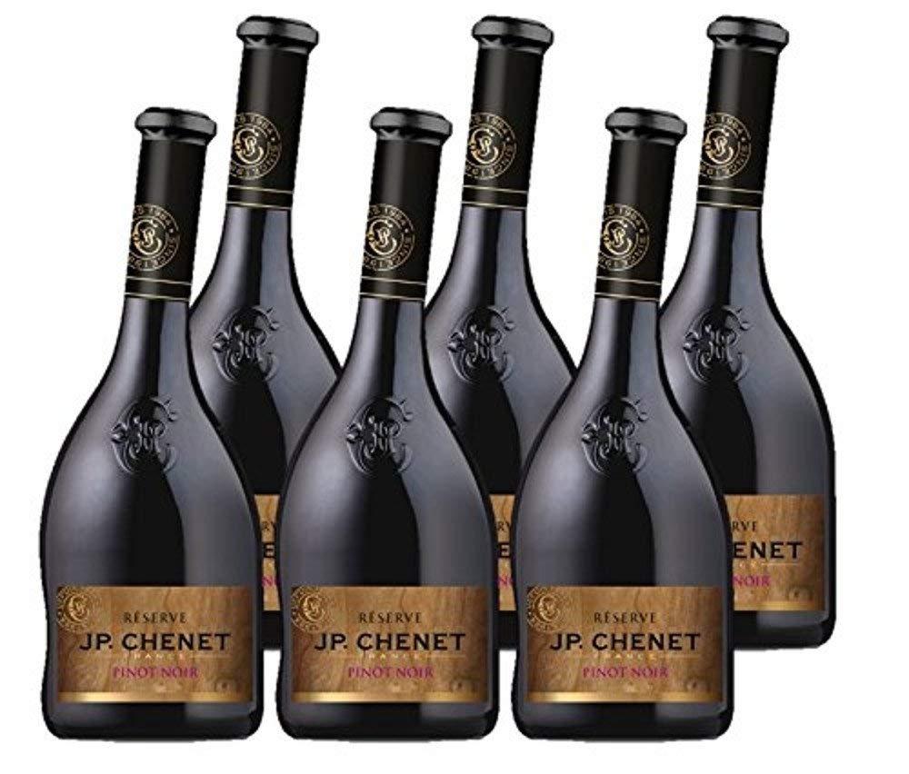 Selección de vinos a menos de 1 euro la botella (pack-6)