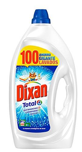 100 lavados de DIXAN a precio muy interesante + 12 tintes por 12 €