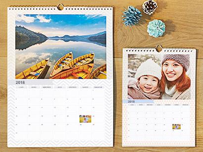 Calendario personalizado DIN A4 por solo 5€