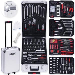 Juego de herramientas - 725 piezas