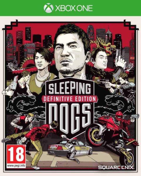 Sleeping Dogs: Edición Definitiva ( XBOX ONE)