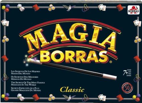 Magia Borrás Clásica (50 trucos) - Preciazo!!
