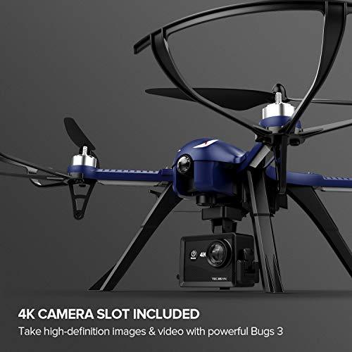 DROCON Blue Bugs 3 (Dron brushless)