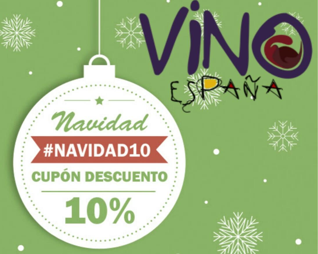 -10% en todas las compras de VinoEspaña