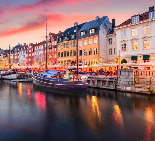 Fin de semana en Copenhague 122€/p= vuelos + hotel céntrico