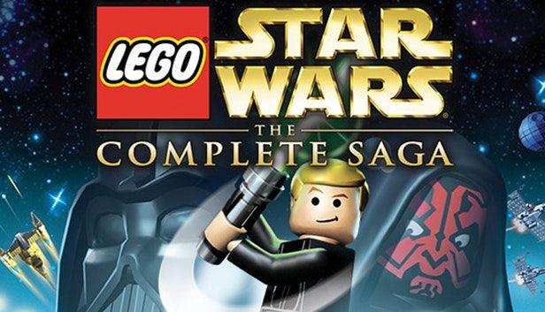 Lego Star Wars Saga Completa