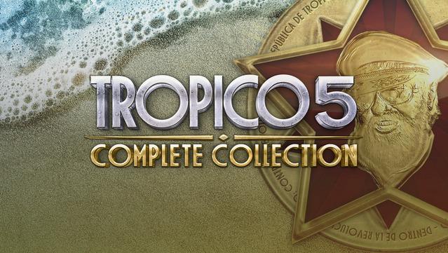 Tropico 5: Complete Collection + 1.2€ de saldo
