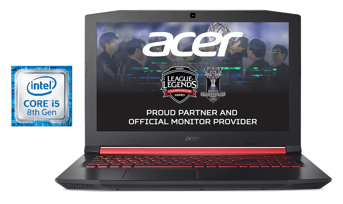 Portátil - Acer Nitro 5 I5-8250U