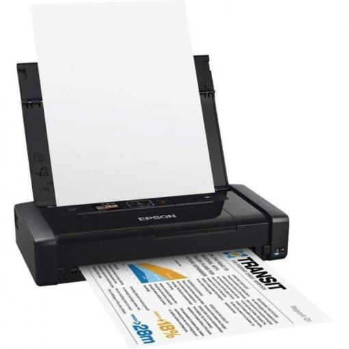 Equipo Impresora Epson Workforce WF-100W ( Portatil)