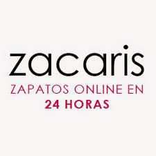 ZACARIS: 30% DTO. HOY 17-12 + ofertas hasta 70% dto.