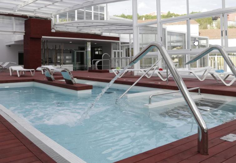 Santiago de Compostela 45€/p= 2 noches en hotel 4* con spa