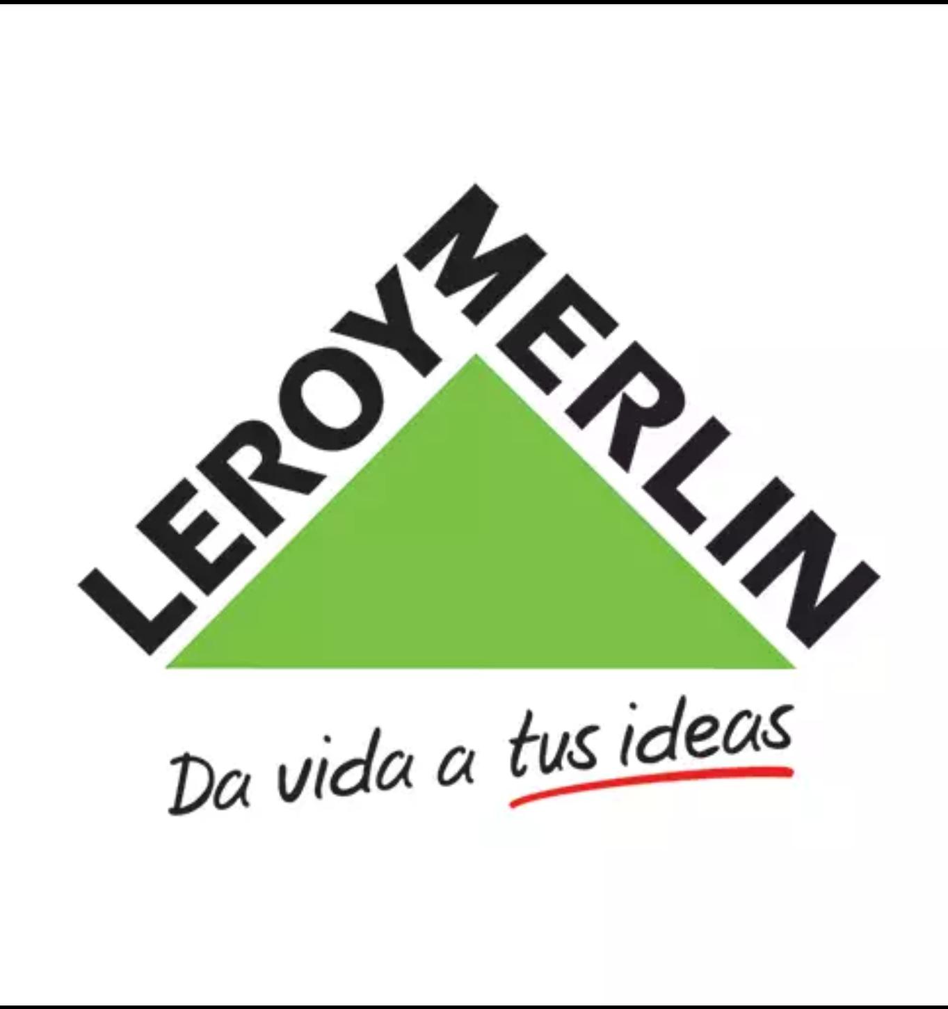 Leroy Merlin: Lunes 18-12 un 15% Dto. para socios