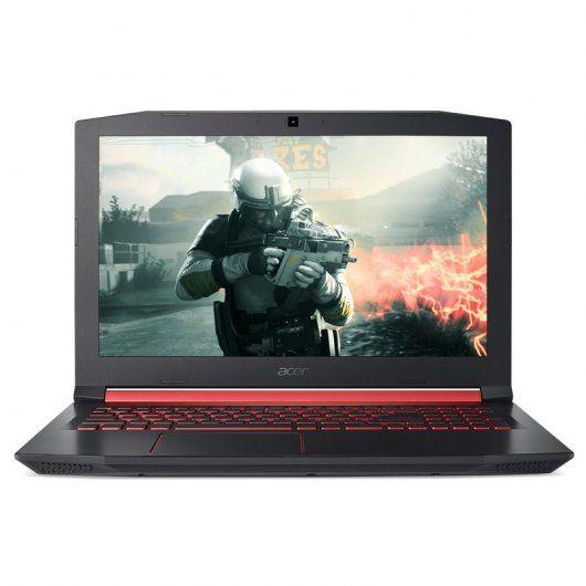 """Portátil Acer Nitro 5 AN515-52-76N6 Intel Core i7-8750H/8GB/1TB+128GB SSD/GF GTX1050/15.6"""""""