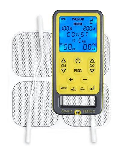TensCare Sports 2, Dispositivo de Electroestimulación con Masaje