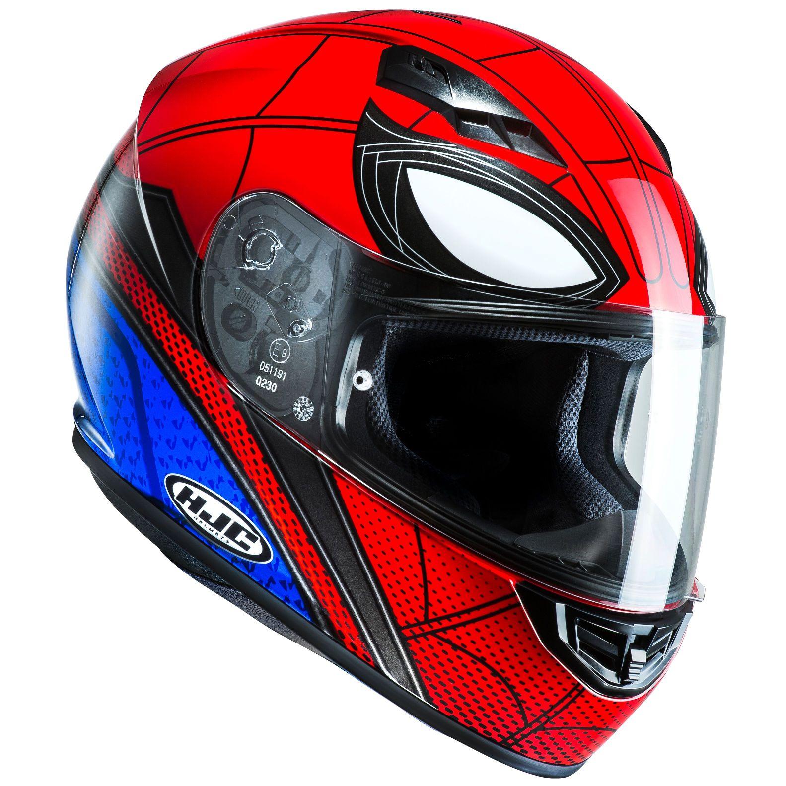 Casco Spiderman HJC (Talla L)