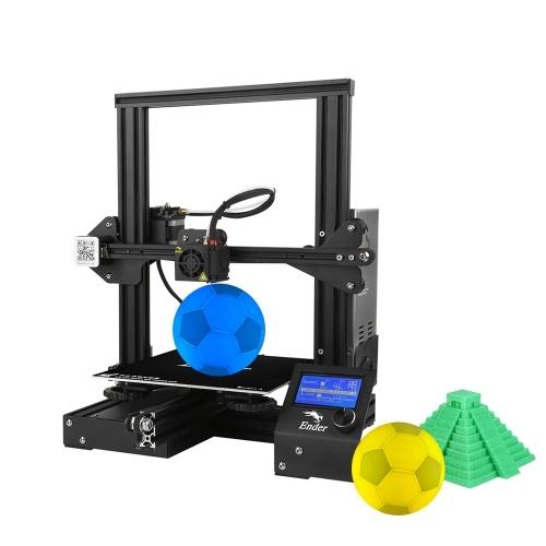 Creality Ender 3 - Impresora 3D [Envío desde Alemania]