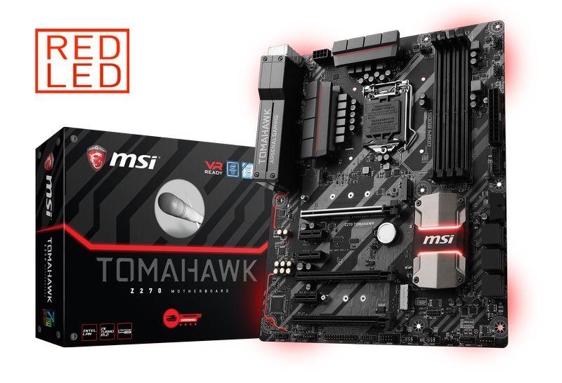 Placa MSI Tomahawk Z270 (procedente de RMA)