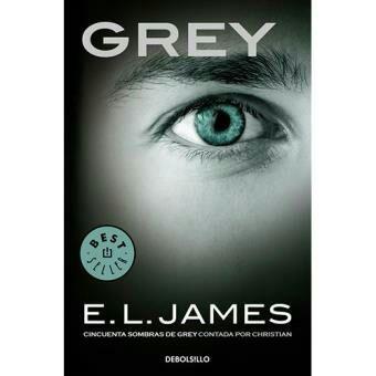 Rebaja considerable por el libro Grey