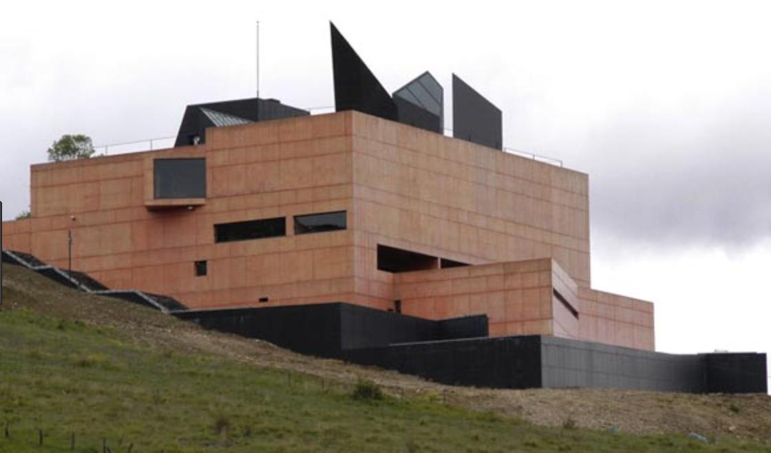 Navarra: Museo Jorge Oteiza (20 y 21 de octubre entrada gratis y visita guiada)