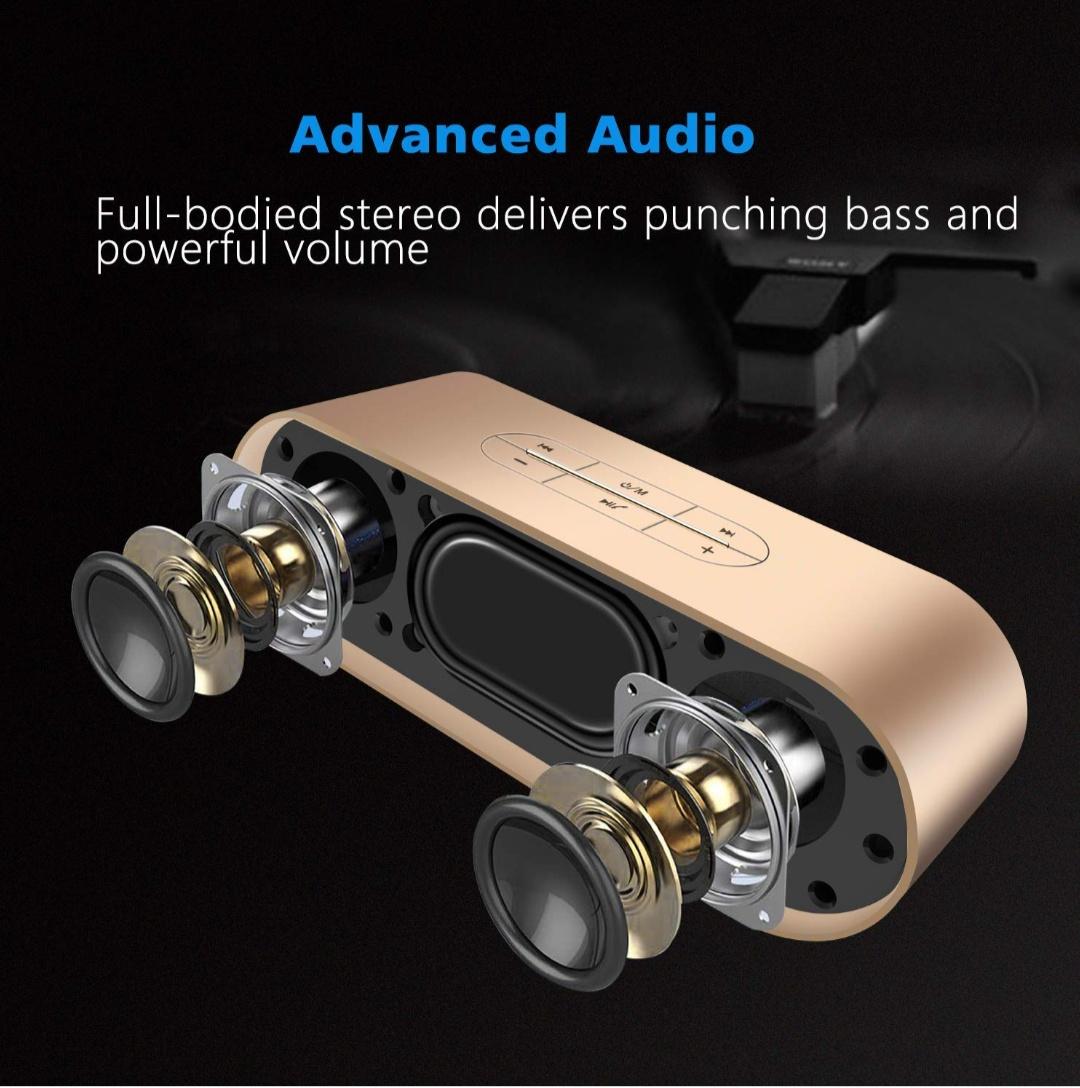 Altavoz Bluetooth subwoofer S3
