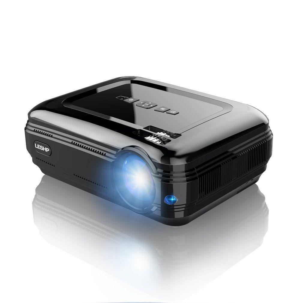 Proyector  LESHP HD 1080P