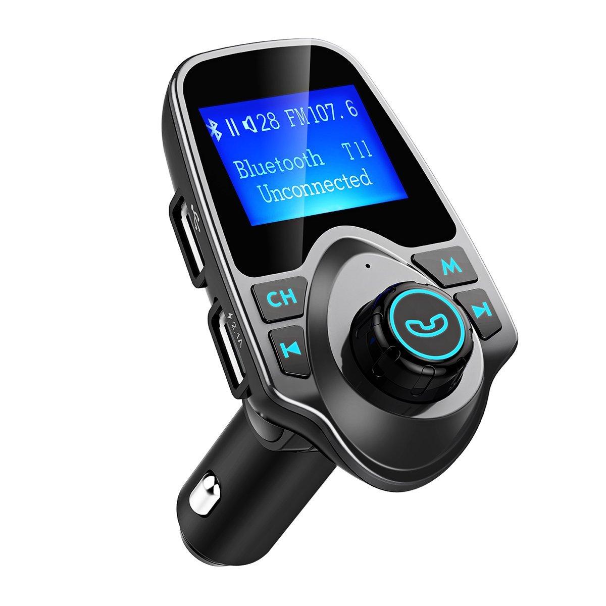 Manos Libres Bluetooth Transmisor FM