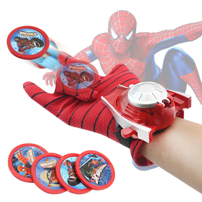 Guante lanzador Spiderman