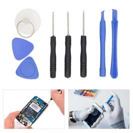 Herramientas para reparación de móviles (8 piezas)