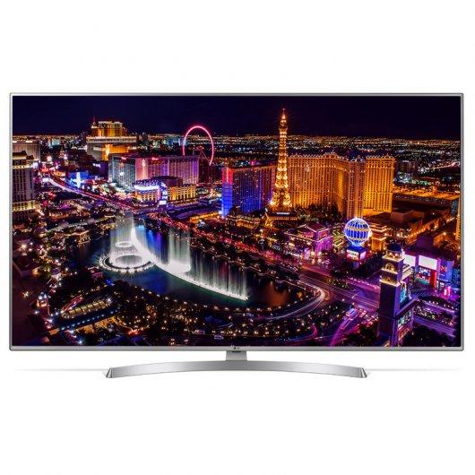 LG 65UK6950PLB de 65'' 4K UHD Smart TV HDR por solo 999€!
