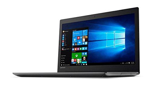 "Lenovo Ideapad 320-15ISK - Portátil de 15.6""HD (Intel I5-6200U, 4 GB de RAM, 128 GB de SSD, Windows 10), negro - teclado QWERTY Español"