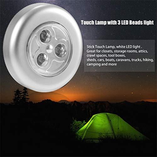 Lámpara de noche 3 LEDs