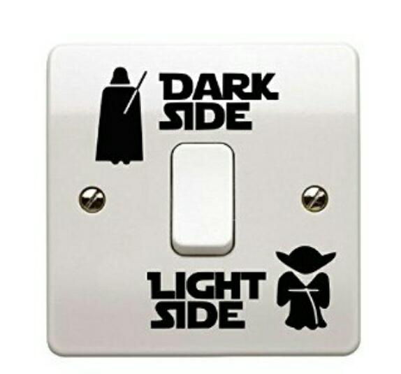 Star Wars vinilo Adhesivo para interruptor