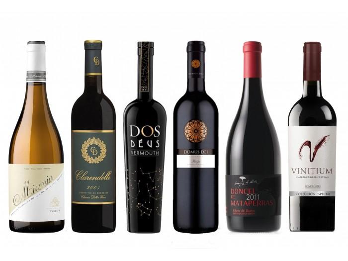 PACK 6 Vinos más vendidos 39.9€