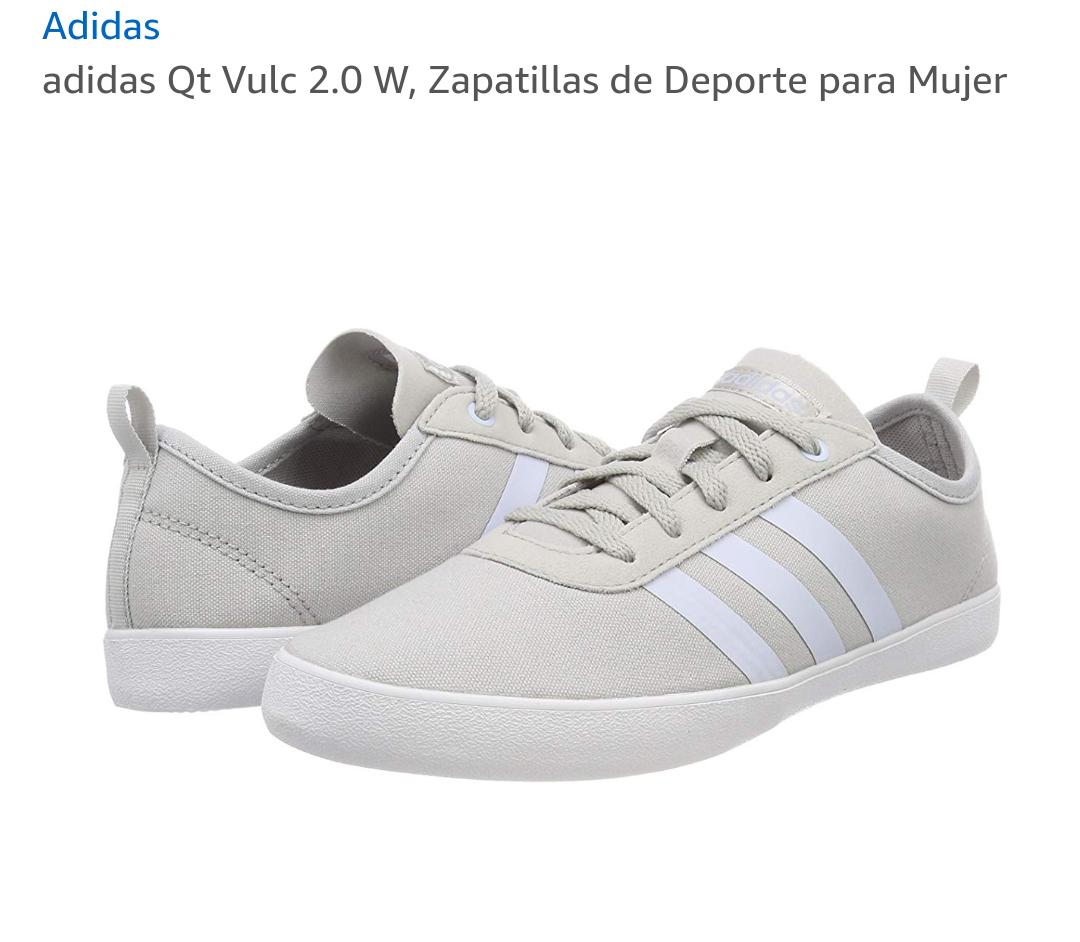 Adidas Qt Vulc 2.0 Mujer (42)