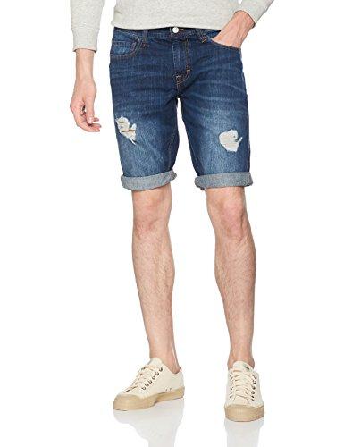 Pantalones Cortos Esprit para Hombre Medium (Talla: 31) en Azul