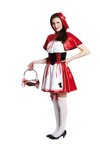 Disfraz Caperucita Roja (Hombre talla 38-40) Producto Plus