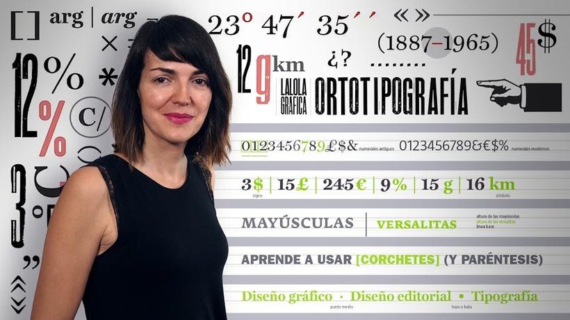 Ortotipografía para diseñadores (Curso gratuito por tiempo limitado)