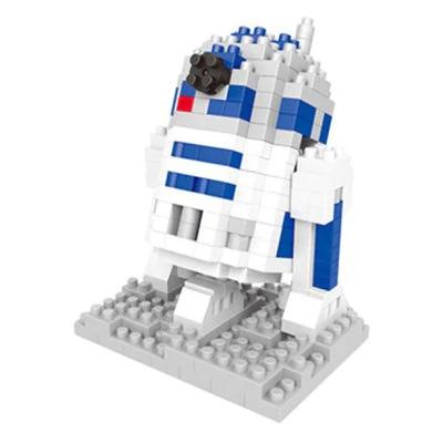 ROBOT R2-D2 construcción estilo Lego