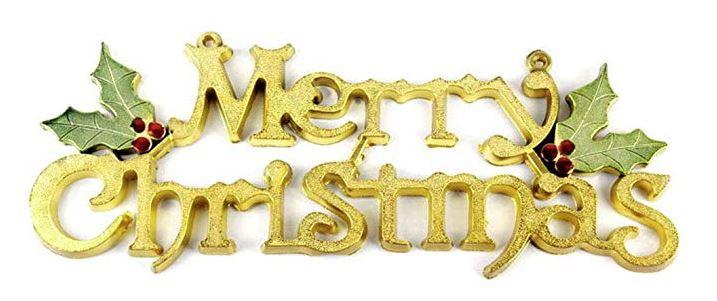 Decoración navideña por menos de un €uro