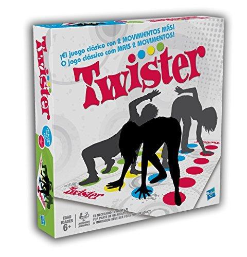 Juego Twister solo 11.9€