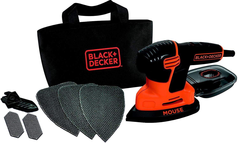 Lijadora Black+Decker