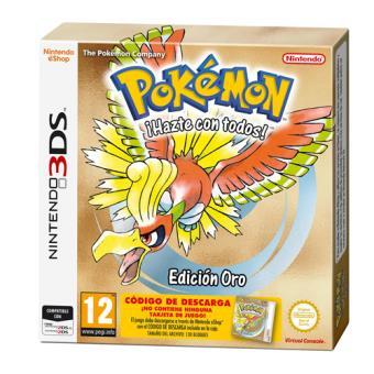 Pokemon Plata y Oro ( Precio Unidad) - Descargables.