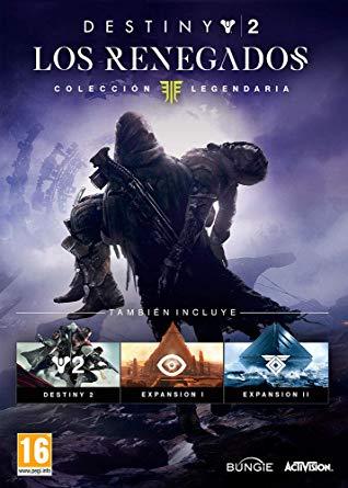 Destiny 2 Los Renegados Colección Legendaria